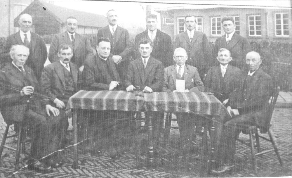 RK Begrafenisvereniging Sint-Barbara Halfweg 1928 10jr Jubileum