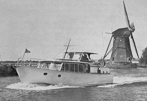 <b>ZOEKPLAATJE:</b>&nbsp;Onbekend Molen langs Ringvaart 1962