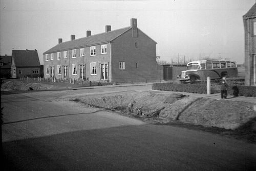 Bennebroekerweg N 0053-59 195_ Nieuwbouw Rijtjeshuizen