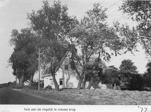 Vijfhuizerdijk 0215 1970 Huize J A v Rijn