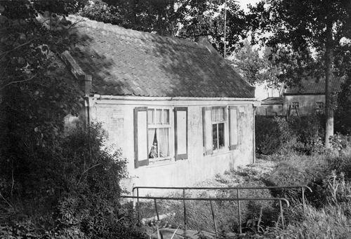 Bennebroekerweg N 0571-573 1969 Huizen de Groot