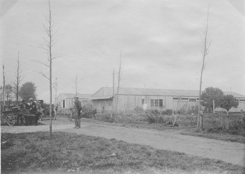 Manegelaan PEN 192012 Terrein met loodsen
