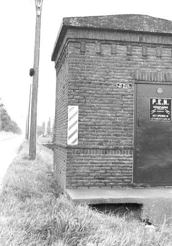 <b>ZOEKPLAATJE:</b>&nbsp;Onbekend PEN-Huisje 23 1961-62