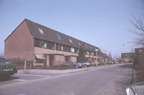 Pax Schweitzerstraat 1978-79