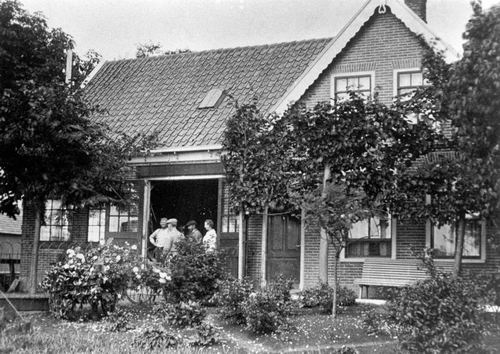 Sloterweg W 0465 19__ Wagenmakerij Kooijman