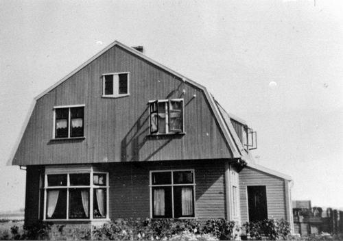 Aalsmeerderweg O 0432 Houten Huis fam Paape