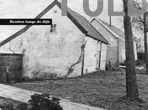 Hillegommerdijk 0580-581 1962 Krotwoningen