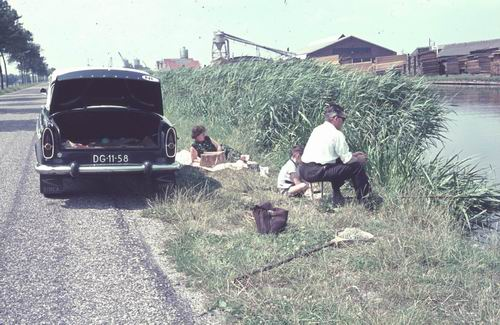 Zwanenburgerdijk 026_ Overzijde 1978-79 Kistenfabriek