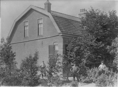 Rijnlanderweg W 1153 19__ Huize Wagenmaker Captijn