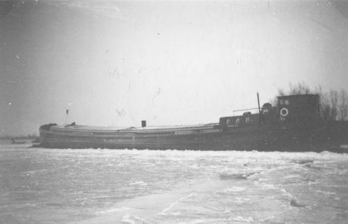 Leimuiderdijk 017_ 195501 Winterplaatje