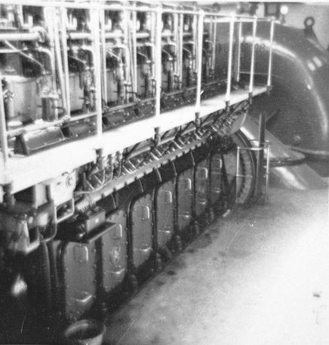 Lisserrdijk 0005 193_ Stoomgemaal Werkspoormotor 01