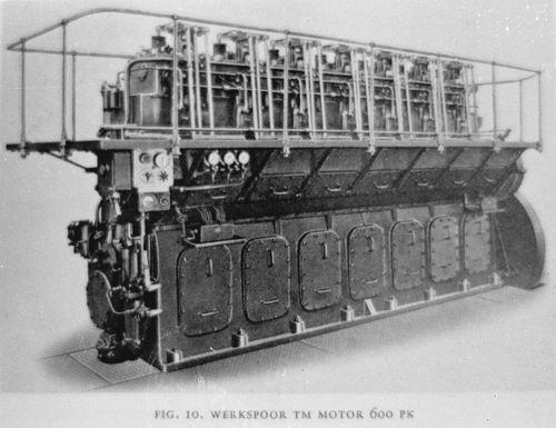 Lisserdijk 0005 193_ Stoomgemaal Werkspoormotor 02