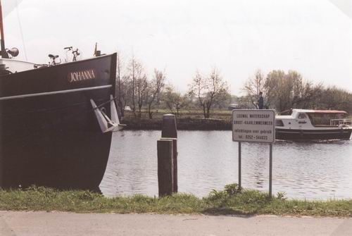 Leimuiderdijk 0410+ 1997 Loswal aan Ringvaart
