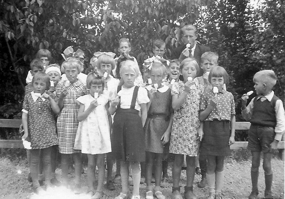 Openbare School 01 1940 Klas 2