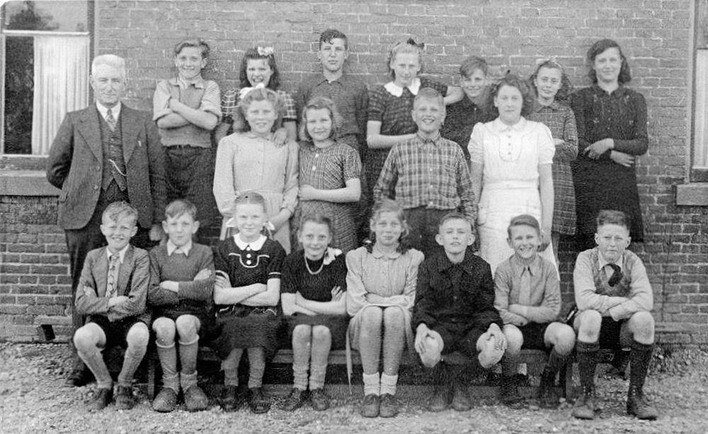 Openbare School 01 1946 Klas
