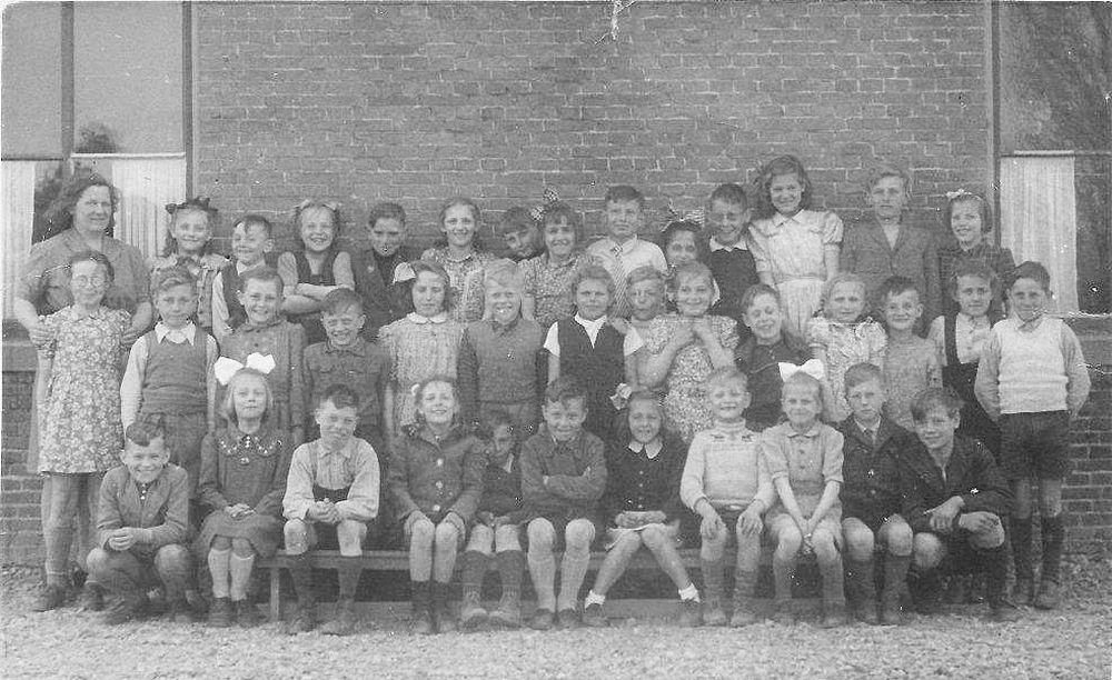 Openbare School 01 1947-48 Klas