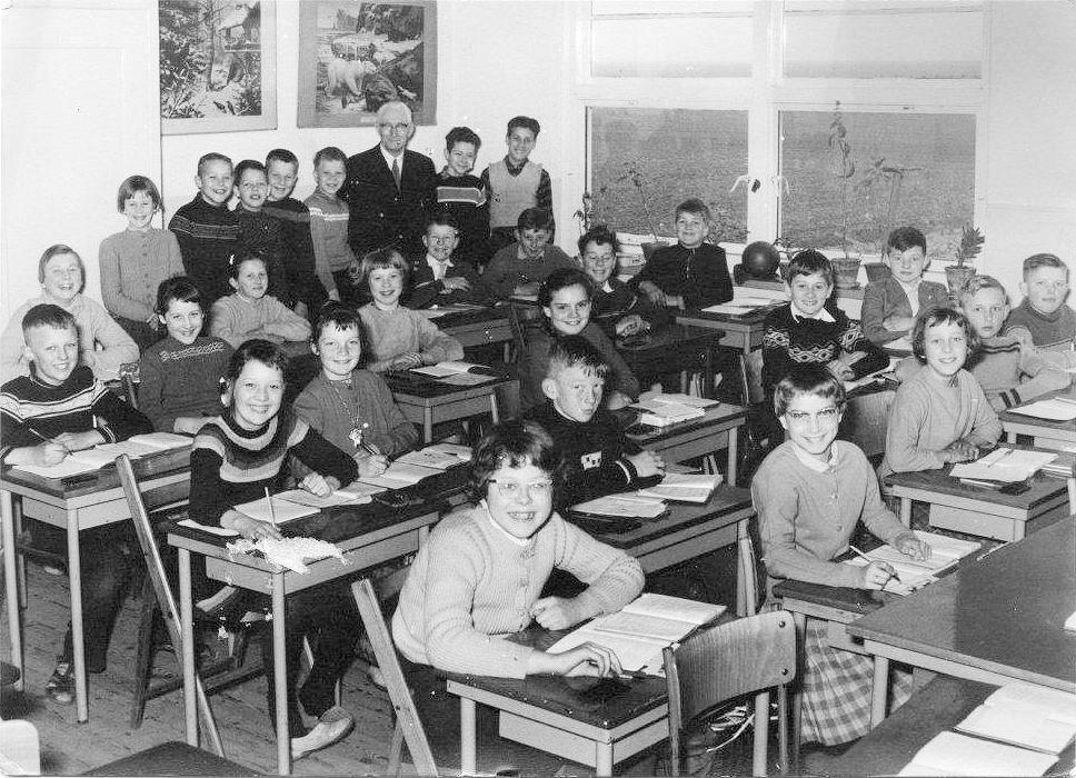 Openbare School 01 1959 Klas
