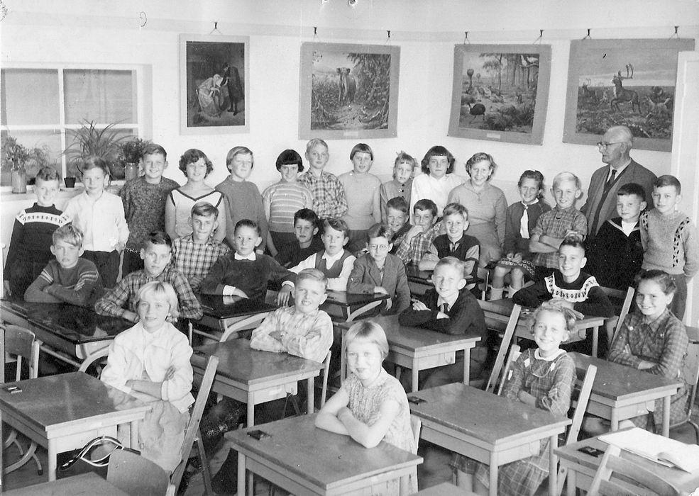 Openbare School 01 1959 Klassen 5 en 6