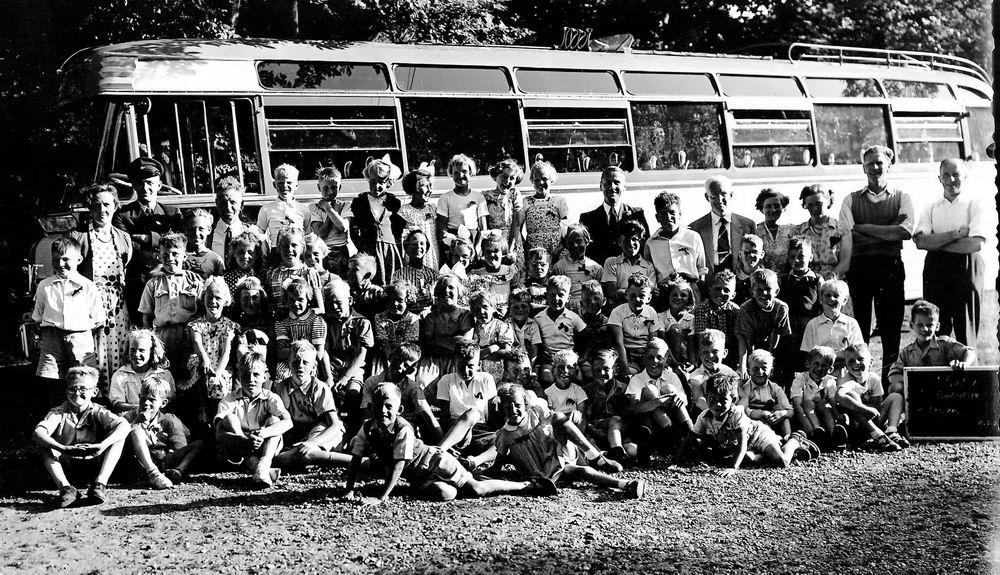 Openbare School 01 195_ Schoolreisje naar Bergen