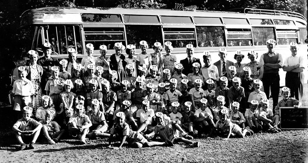Openbare School 01 195_ Schoolreisje naar Bergen_Index