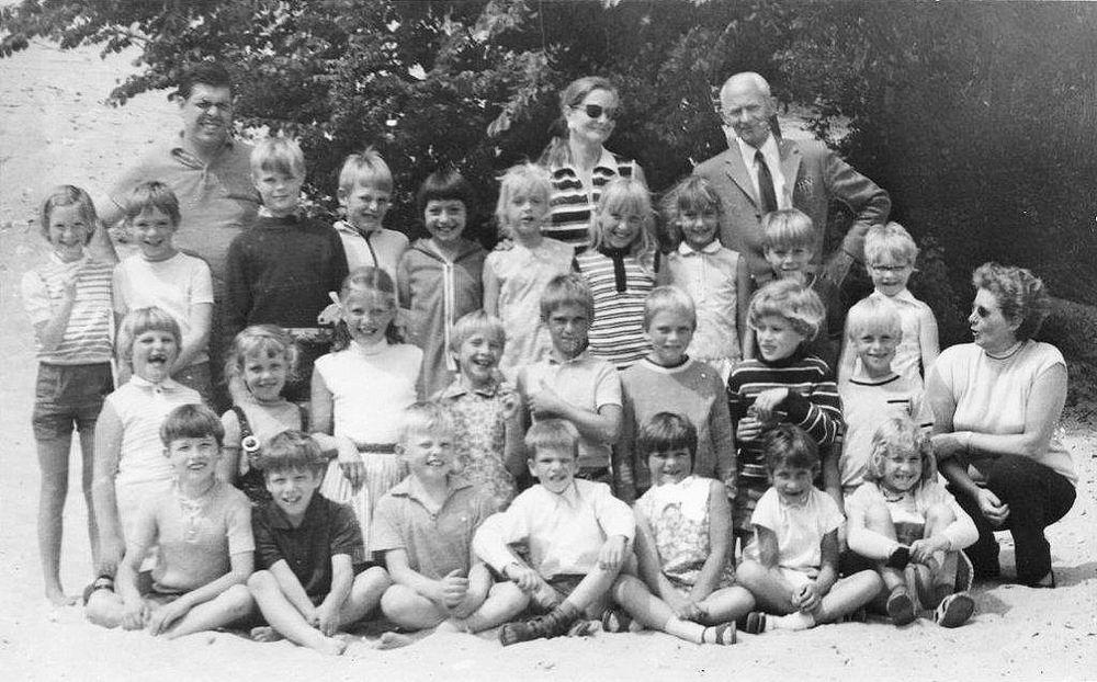 Openbare School 01 1967-68  klas 1