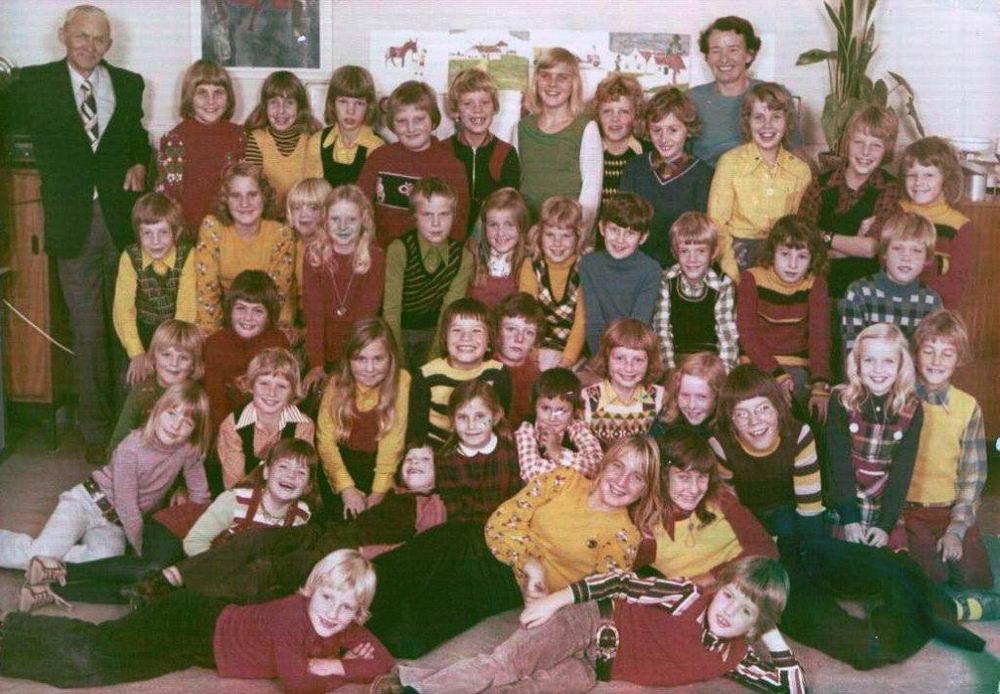 Openbare School 01 1974-75  klas 1 tot 6