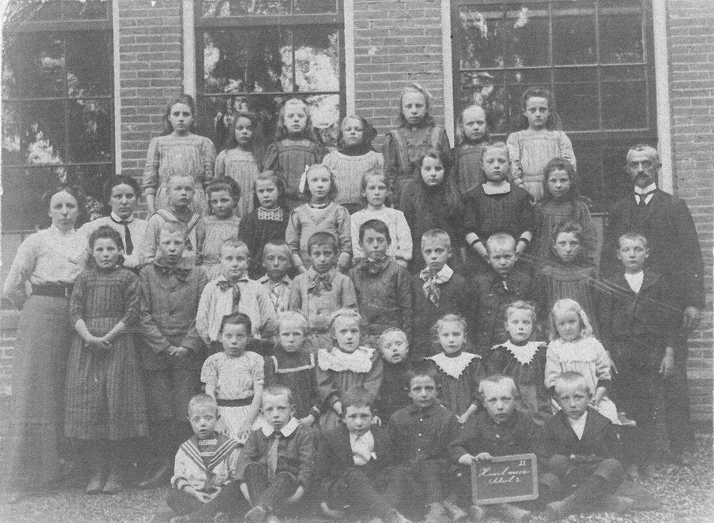 Openbare School 02 1910 Klas 2