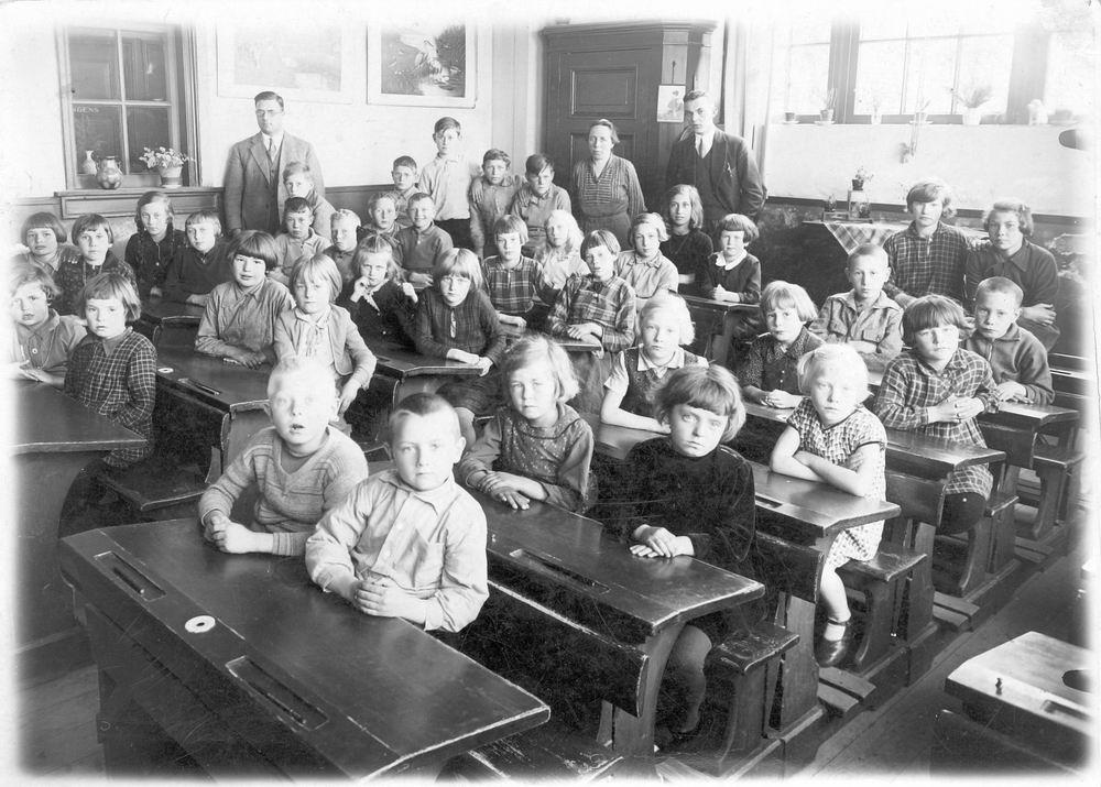 Openbare School 02 1932 met Jaap Pruis 01