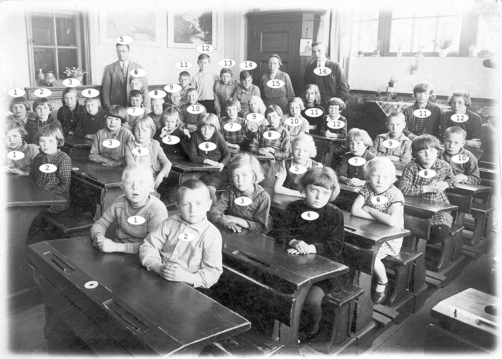 Openbare School 02 1932 met Jaap Pruis 01_Index