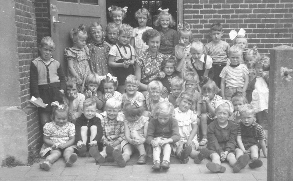 Openbare School 02 1952 Kleuterklas
