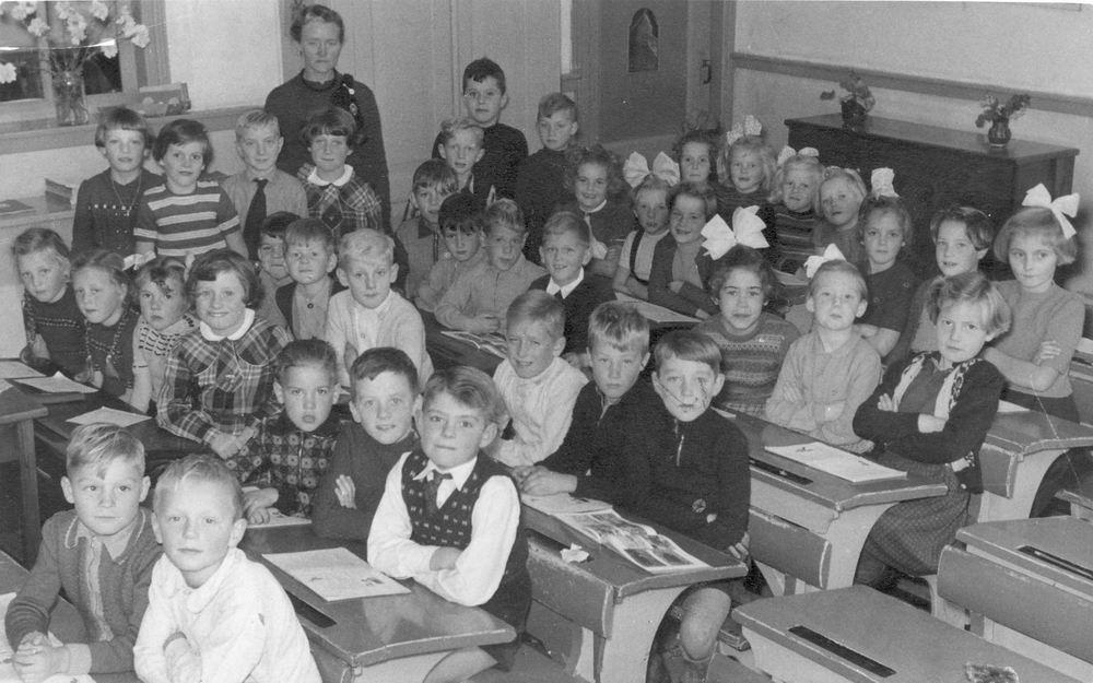 Openbare School 02 195_ met Juf Graafstal 01