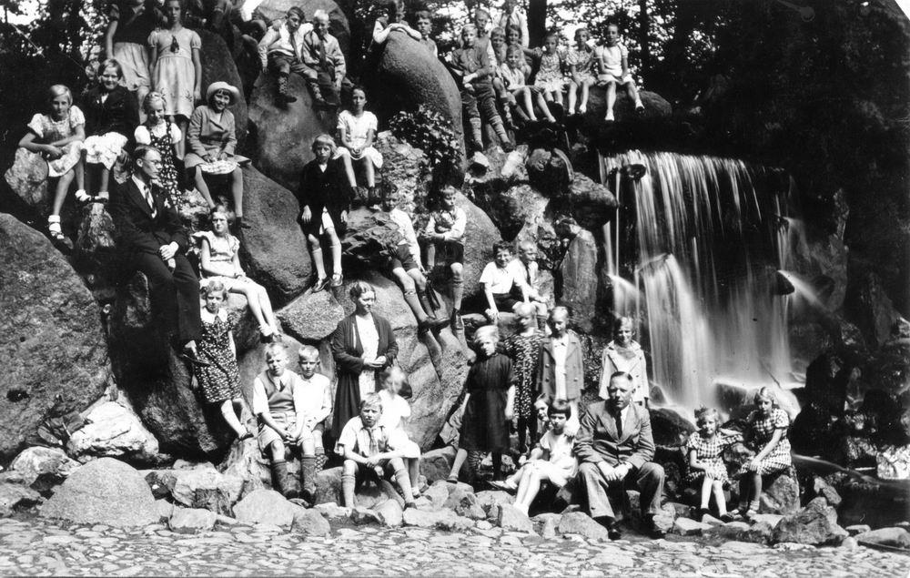 <b>ZOEKPLAATJE:</b>Openbare School 04 1937 Klas 5 Schoolreisje naar Onbekend 01