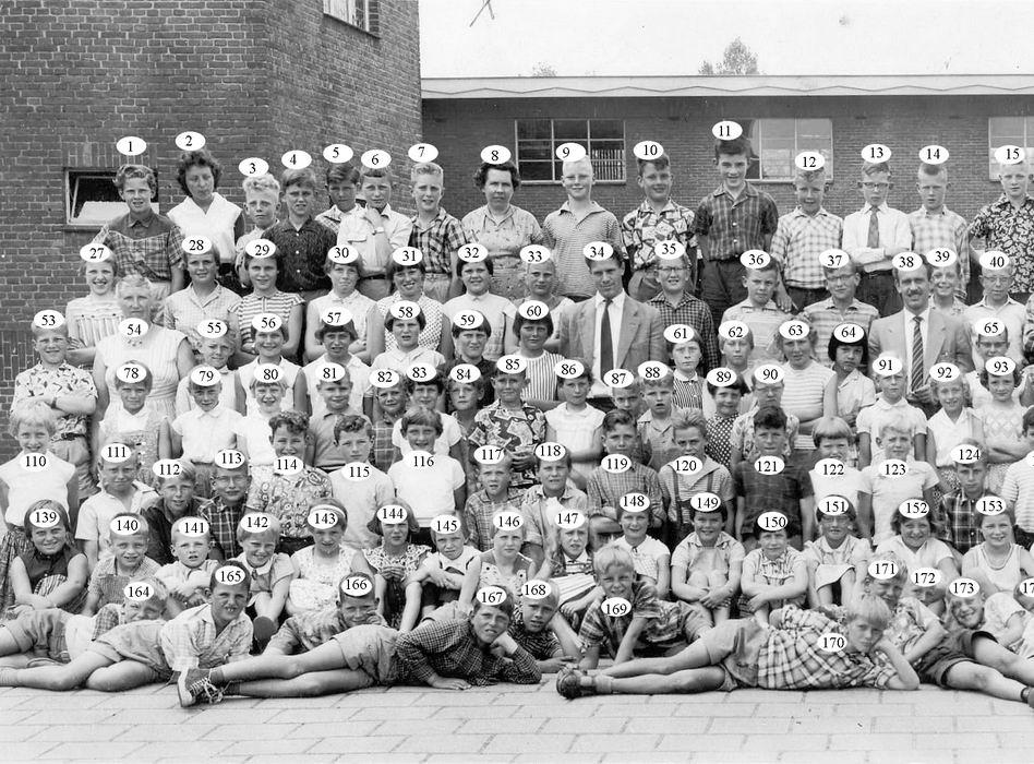 Openbare School 04 1955-60 Kon.Wilhelminaschool_Links_Index