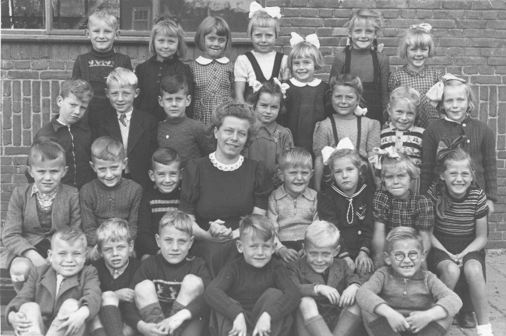Openbare School 04 1949± met Jaap Beets