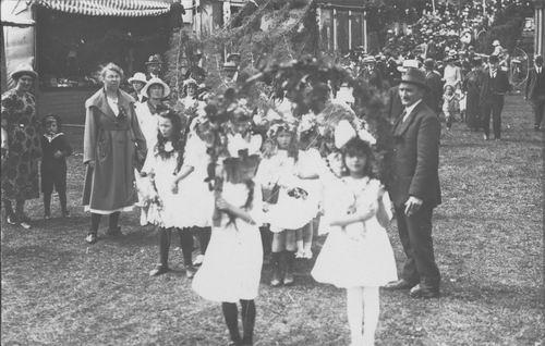 Openbare School 07 Kinderoptocht in Aalsmeer