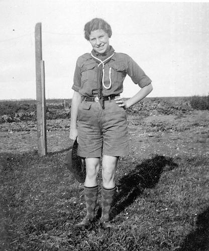 Oskam Arendina 1919 19__ Padvinder