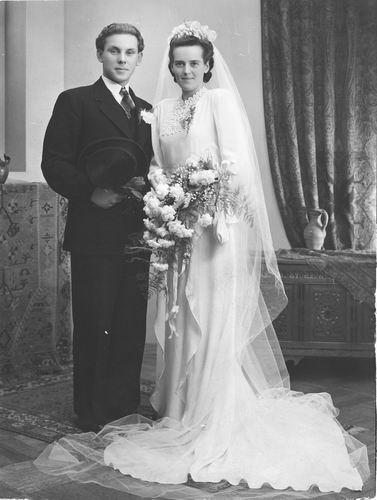 Oskam Arie 1922 1948 trouwt M vd Meij