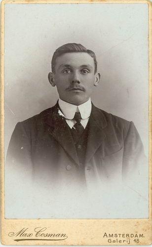 Oskam Pieter G 1886 19__ Portret
