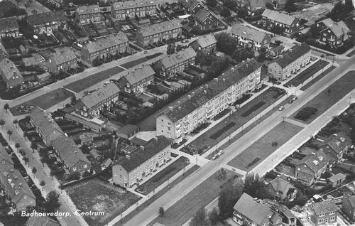 PA Verkuyllaan 1959 Luchtfoto
