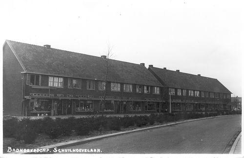 Pa Verkuijllaan W 003_ 1939 Winkels