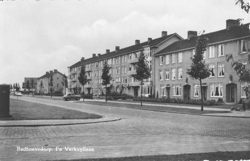 Pa Verkuyllaan 1954 Flatgebouw 02