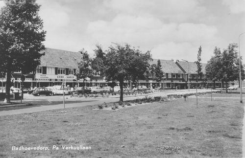 Pa Verkuyllaan 1966 Winkels