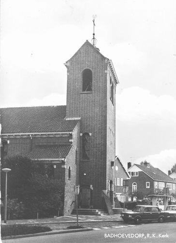 Pa Verkuyllaan 1973 RK Kerk