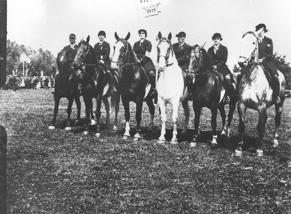 Paardenvereniging Venneper Ruiters 19__ 02