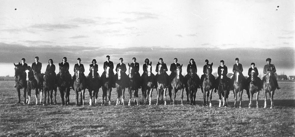 Paardenvereniging Venneper Ruiters 19__ 08
