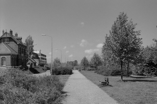 Pabstlaan 1979 met Station 01