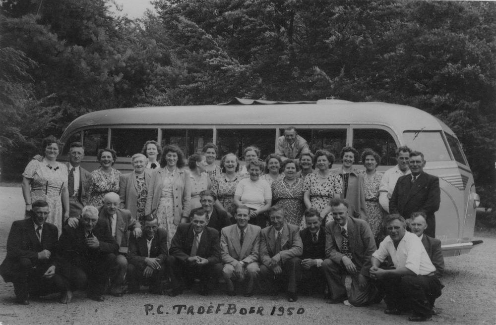 Pandoerclub Troefboer 1950