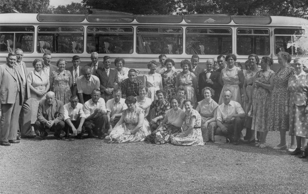 Pandoerclub Troefboer 1960