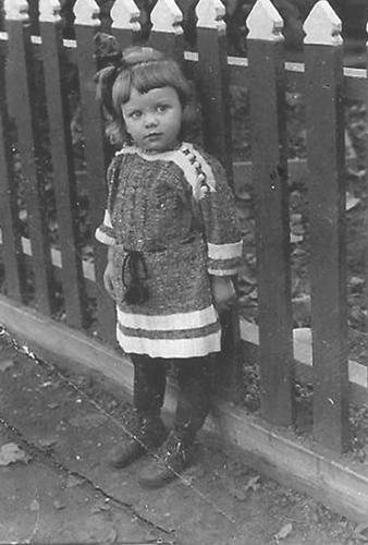 Pannekoek Guurtje 1924 193_ bij Tuinhek