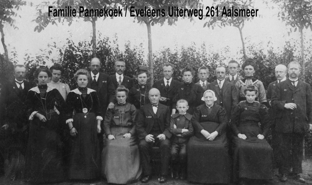 Pannekoek Jacob 1852 19__ Familiefoto 01
